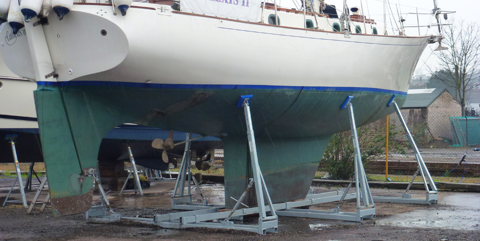 Jacobs Yacht And Boat Cradles